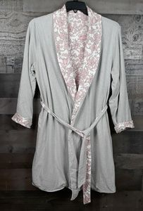 Land's End Doble Sided Robe